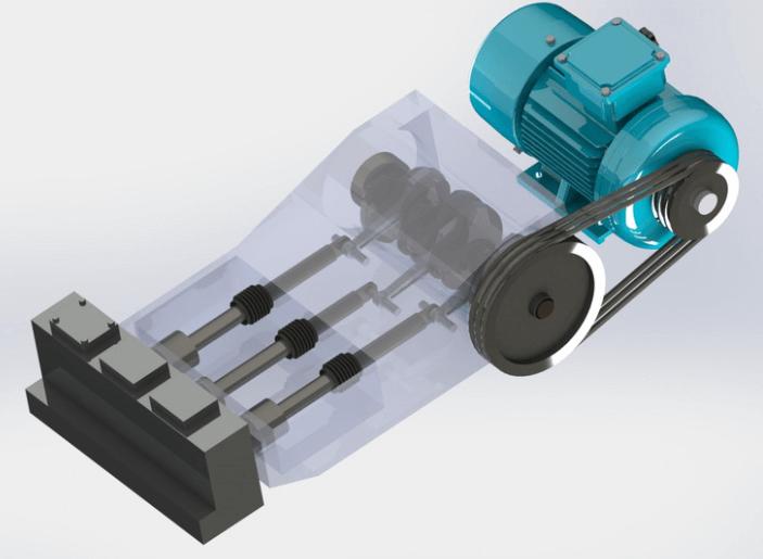positve displacement pump types